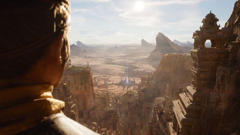 Epic Games Unreal Engine 5'i duyurdu