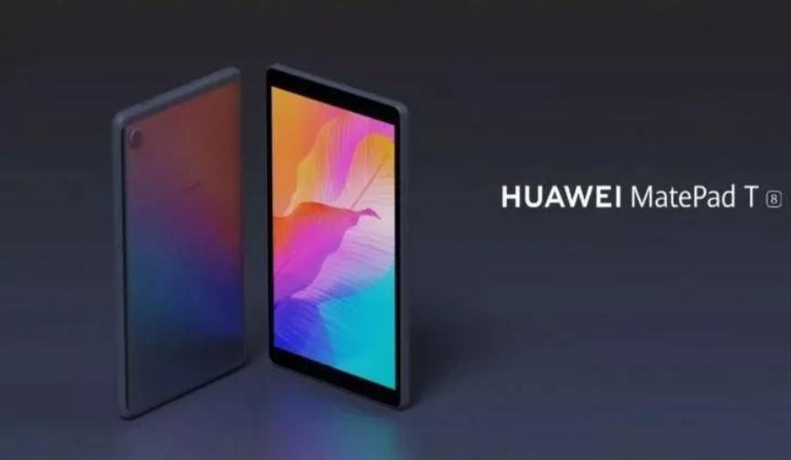 Huawei MatePad T8'i Tanıttı