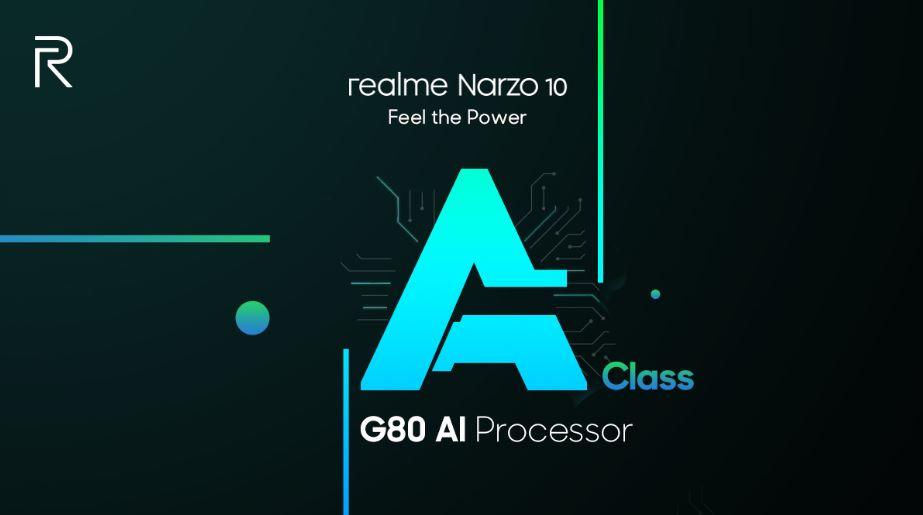 Realme Narzo 10 İşlemcisi Ortaya Çıktı