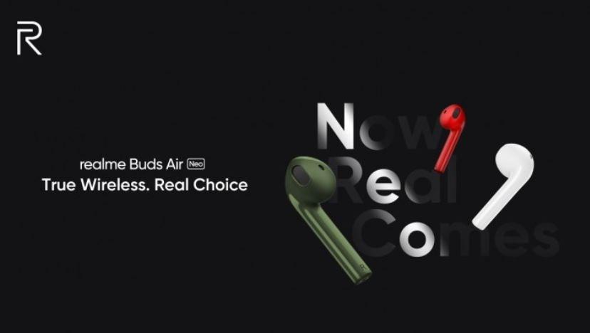 Realme Buds Air Neo Özellikleri Ve Fiyatı İnternet'e Sızdırıldı