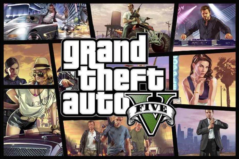 GTA 5 Satış Rakamları Güncellendi, Rekor Kırmaya Devam Ediyor
