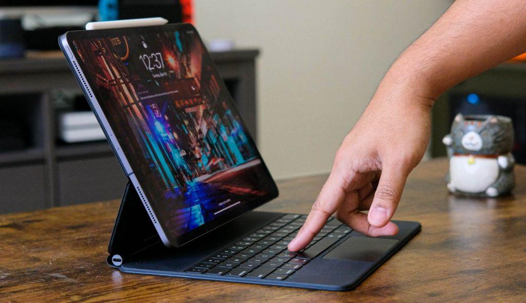 Yeni iPad Magic Keyboard Patentinde Apple Pencil Detayı Dikkat Çekti