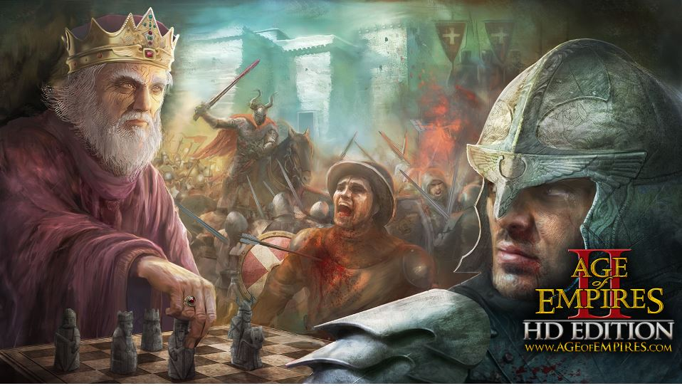 Age of Empires 2 Hala Steam'de Tahtını Koruyabiliyor