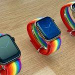 Apple Yeni Pride Temalı Apple Watch Arayüzlerini Tanıttı