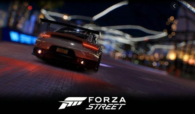 Forza Street Tüm Mobil Plartformlarda Ücretsiz Olarak Yayınlandı