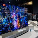 LG Dünyanın En Büyük 8K OLED Televizyonunu Duyurdu
