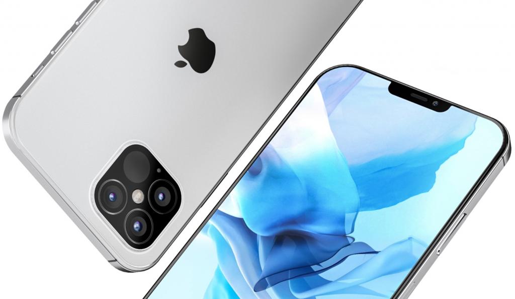İphone 12 Tasarımı Şekil Almaya Başladı