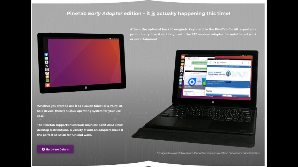Ucuz Linux Tablet Sonunda Geliyor