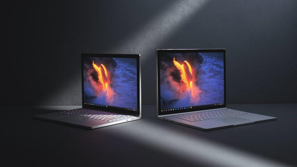 Microsoft, Surface Go 2 ve Surface Book 3'ü tanıttı