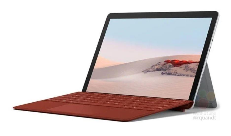 Surface Go 2'nin Render Görüntüleri Ortaya Çıktı