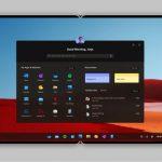 Windows 10X Dizüstü Bilgisayarlara Geliyor