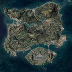 PUBG Mobile 'in İnternet'e Sızdırılan Erangel 2.0 Haritası!