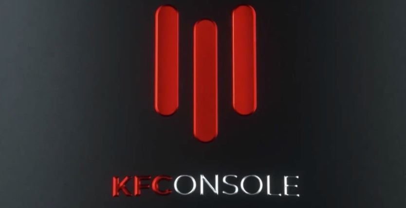 KFC'nin İlk Oyun Konsolu KF Console Resmi Olarak Duyuruldu