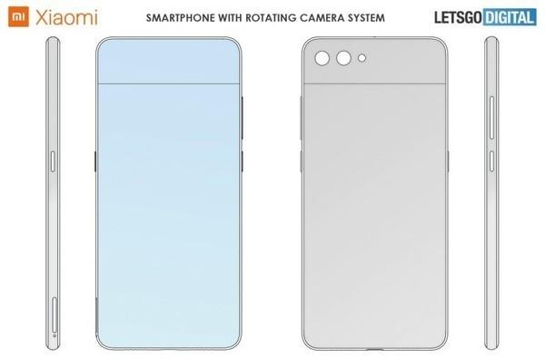 Xiaomi Başka Bir Katlanır Ekranlı Akıllı Telefon Patentine Başvurdu