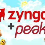 Zynga Peak'i 1.8 milyar dolara satın aldı!