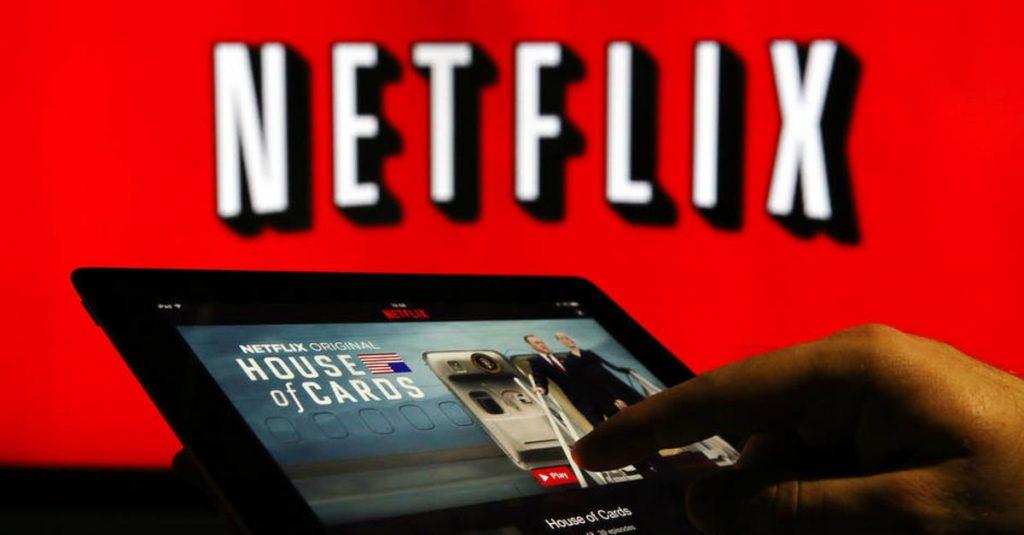 Netflix'te Yüzler Gülüyor!