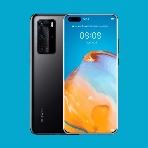 Huawei P40, Türkiye'de Güncellendi: Ön Kamera!