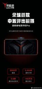 Lenovo Legion, Snapdragon 865 Plus Yonga Seti İle Dünyanın İlk Akıllı Telefonu Olma Özelliğine Sahip Olacak!!