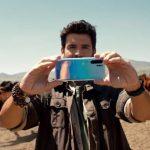 Huawei Dev Kameralı Bir Telefon Patenti Aldı!