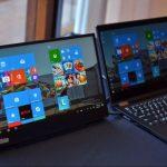 Lenovo Yeni Taşınabilir Monitörünü Tanıttı!