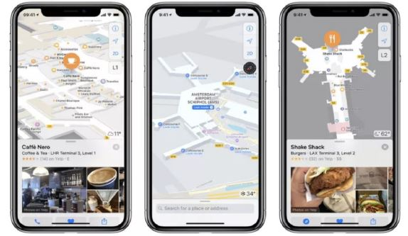 Apple Haritalar Özelliği Sonunda Türkiye'de Kullanıma Sunuldu!