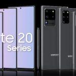 Galaxy Note 20 İçin Sızdırılan Fiyat Resmen Dudak Uçuklattı!