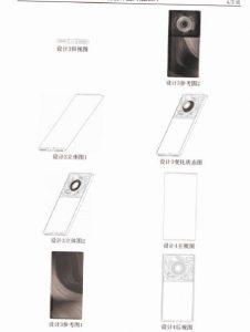 Xiaomi İlginç Ve Kavisli Çift Ekran Patenti Aldı!