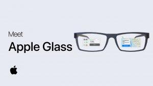 Apple Glass Kullanıcısı Gözleri Kullanarak Cihazı Kontrol Edebilecek!!