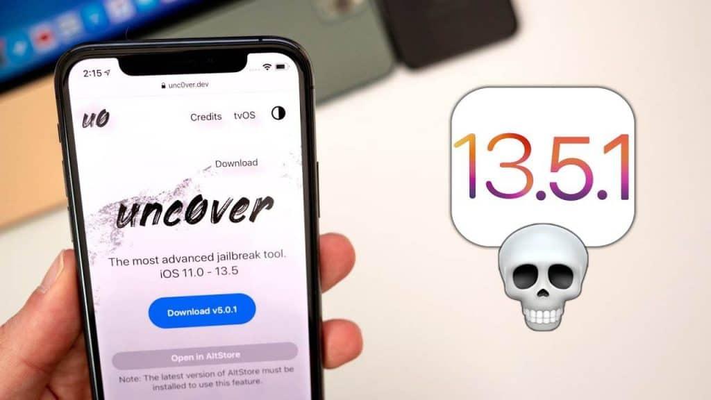 Apple, iOS 13.5.1 Güncellemesinin Üstünü Çizdi!