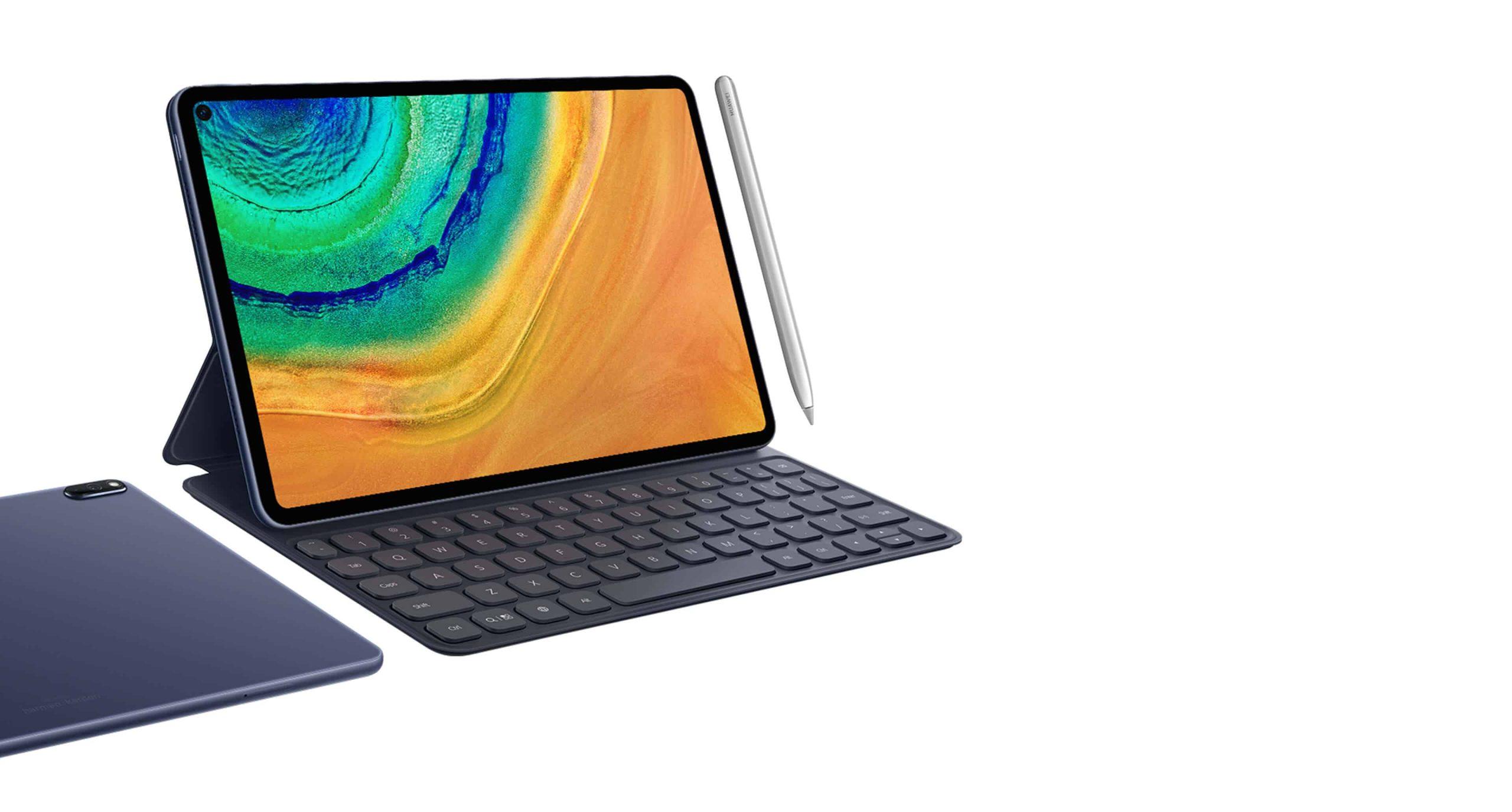 Huawei MatePad 10.8 Tanıtıldı!