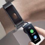 Hem Bileklik Hem Kulaklık: Huawei Talkband B6