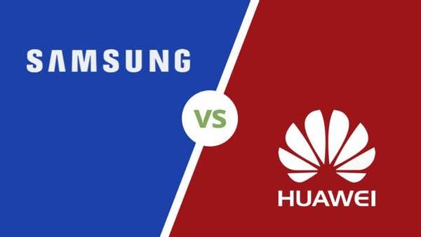 Samsung, Ağustos Ayında Huawei'den% 31.6 Önde Oldu