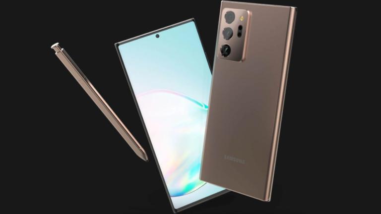 Galaxy Note 20 Ultra Tasarımı Netleşti!