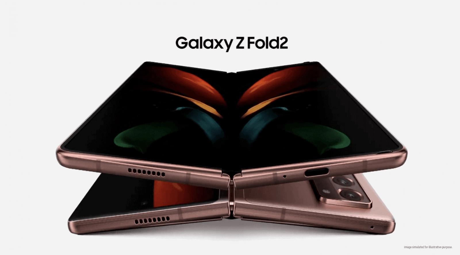 Katlanabilir Galaxy Z Fold 2 Çıkış Tarihi Belli Oldu!
