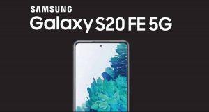 Samsung Galaxy S20 FE Render Ön Tarafta Bir Delgi Deliği Ekranı Ortaya Koyuyor