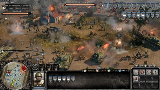 Company of Heroes Mobile Çıkış Tarihi Belli Oldu!