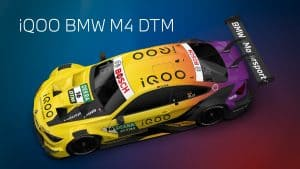iQOO, 2020 DTM Sezonu İçin BMW M Motorsport'un Resmi Ortağı Oldu!