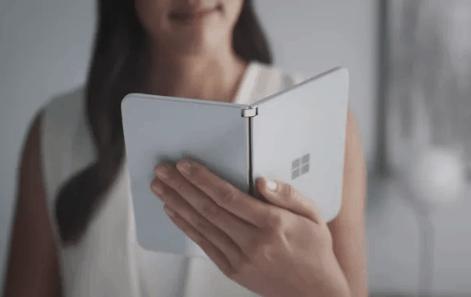 Katlanabilir Telefon Microsoft Surface Duo Sızdırıldı!