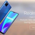 Realme C15, Realme C12 Yakında Hindistan'da Piyasaya Çıkabilir