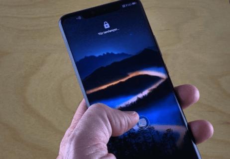 Huawei Parmak İzi Konusunda Büyük Adım Atıyor!