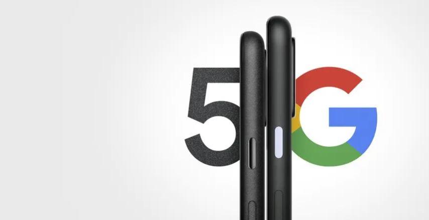 Google Pixel 5, Pixel 4a 5G  30 Eylül'de Piyasaya Sürüldü