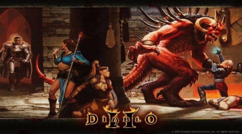 Diablo 2 Geliştirme Sürecindeki Krize Bir De Bu Açıdan Bakın!