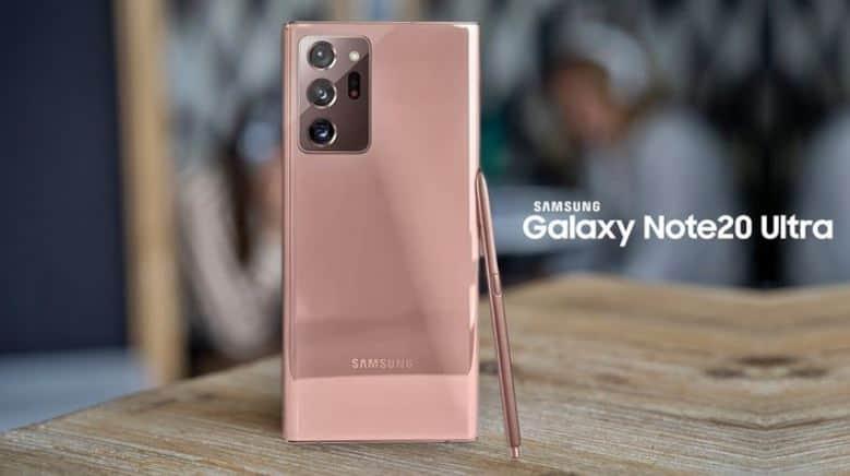 Galaxy Note 20 Ultra Dayanıklılık Testinde!