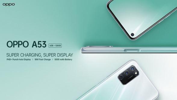 Yeni Oppo A53 Özellikleri İnternet'e Sızdırıldı!
