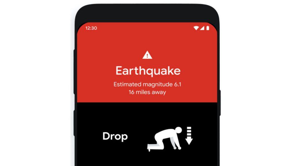 Android Modelleri Deprem Tespitinde Kullanılacak!
