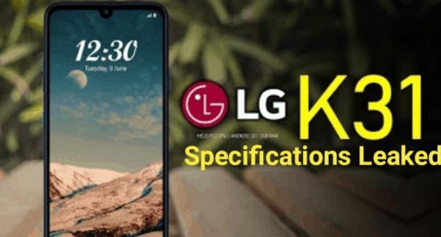 LG K31 Tanıtıldı! İşte Özellikleri ve Fiyatı!