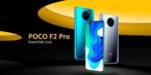 POCO F2 Pro, Hata Düzeltmeleriyle MIUI 12.0.2.0 Güncellemesini Aldı!