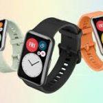 Huawei Watch Fit Sızıntıları: Çizimler, Özellikler Ve Fiyat!