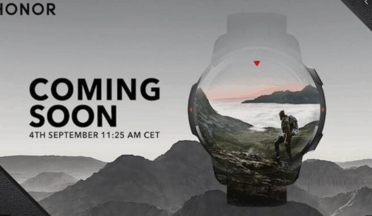 Akıllı saat Honor Watch GS Pro Yolda!