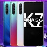 6.4 inç Ekranlı OPPO K7 5G, SD765G, 32MP Selfie Kamera, 48MP Dörtlü Kamera 2.086,11Türk Lirası Karşılığında Piyasaya Sürüldü